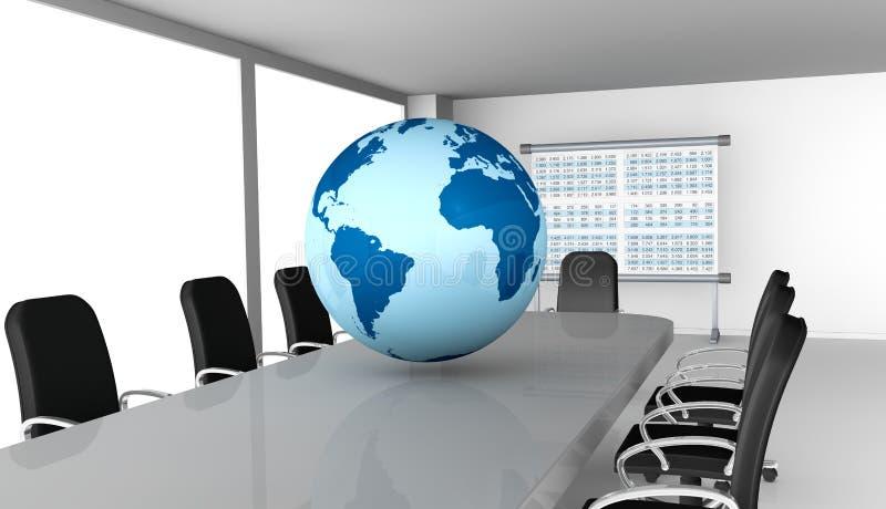 мировой рынок иллюстрация штока