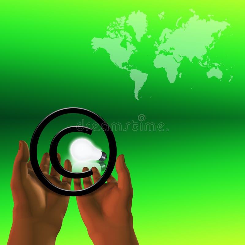 мир авторского права бесплатная иллюстрация