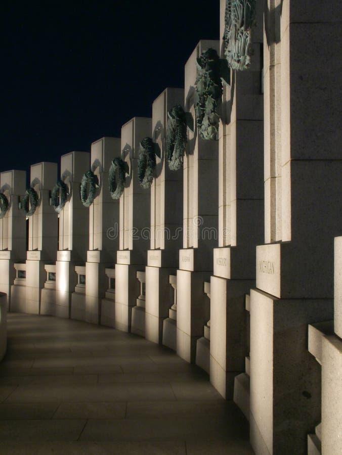 мир войны мемориала Atlantic Ii бортовой Стоковые Фото