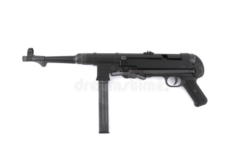 мир войны submachine mp40 пушки ii эры немецкий стоковое изображение rf