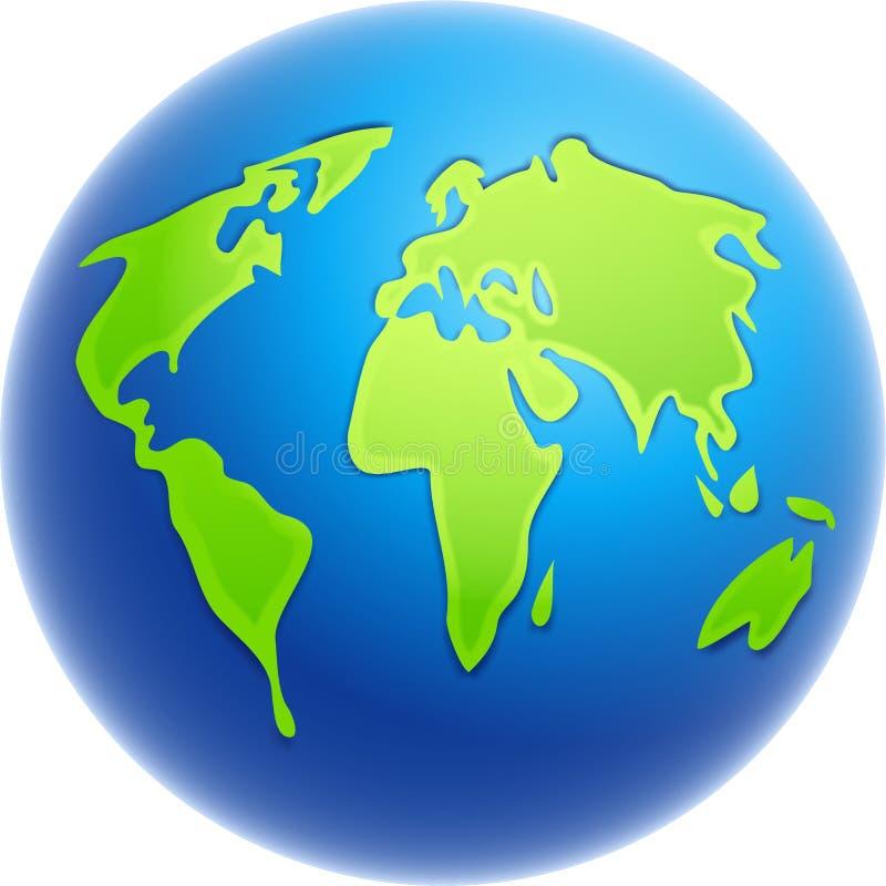 Download мир глобуса иллюстрация штока. иллюстрации насчитывающей перемещение - 80421