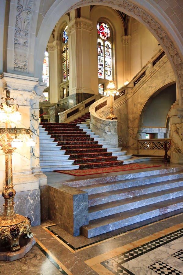 мир дворца залы главный стоковые изображения rf