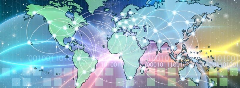 мир карты стоковые фотографии rf