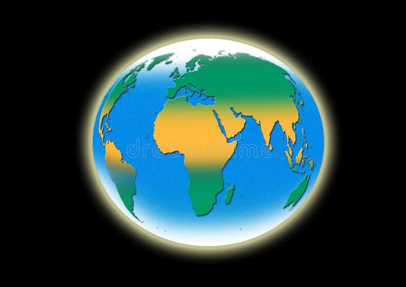 Download мир карты иллюстрация штока. иллюстрации насчитывающей впечатления - 650726