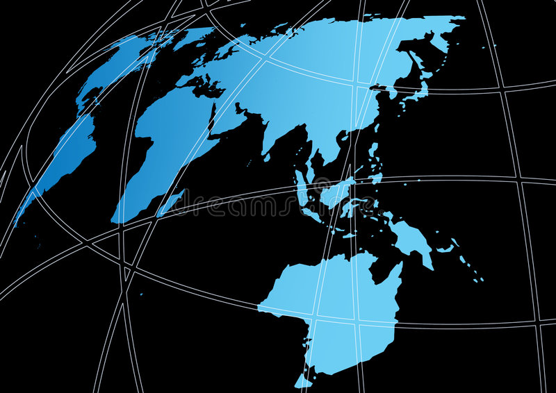 Download мир карты иллюстрация штока. иллюстрации насчитывающей дело - 650746