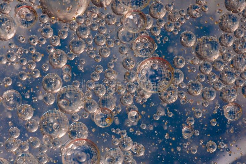 Мир пузырей стоковое изображение