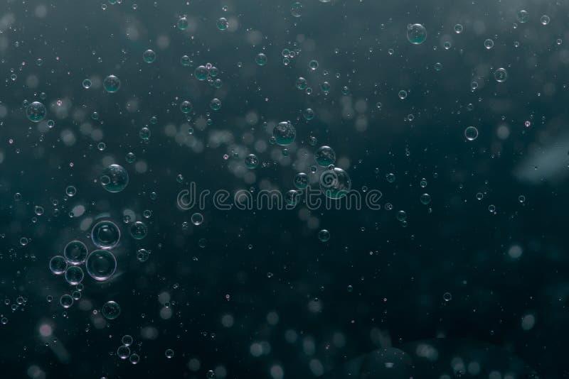 Мир пузырей стоковое изображение rf