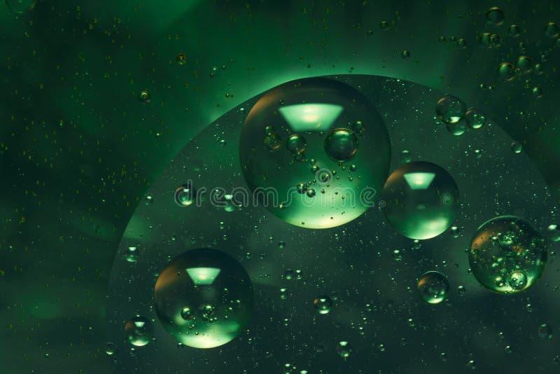 Мир пузырей стоковое фото rf