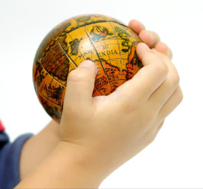 мир ребенка иллюстрация штока