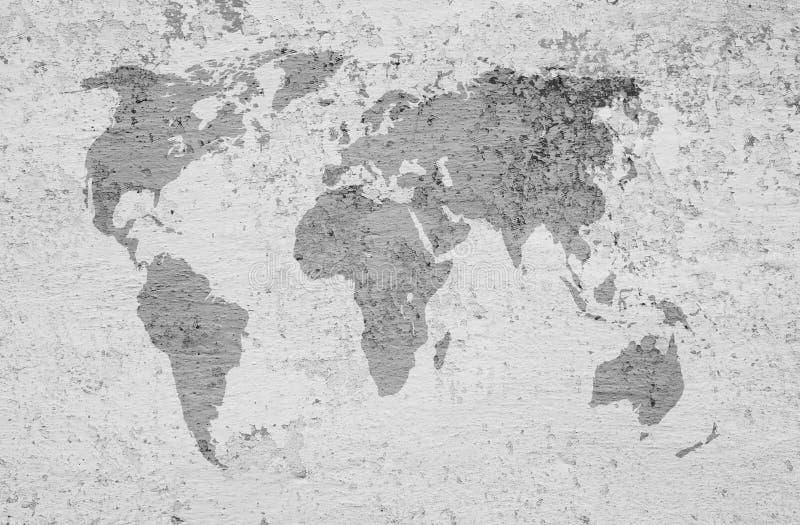 мир фонового изображения текстурированный картой стоковое фото rf