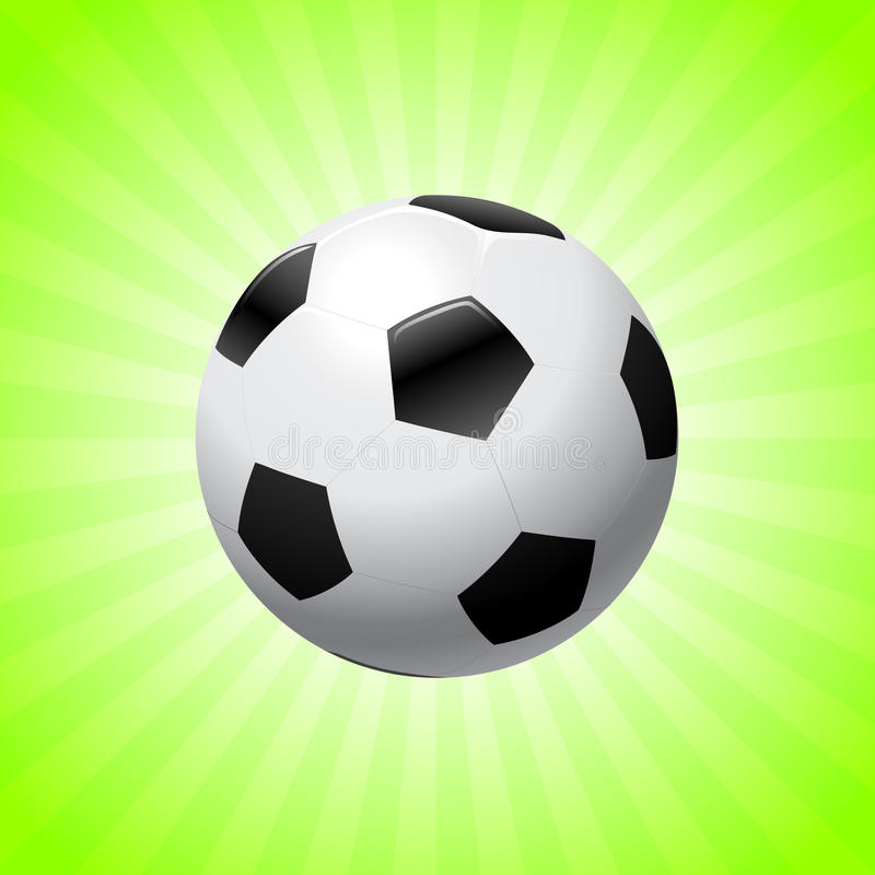 мир футбола 2010 чашек шарового подпятника иллюстрация штока
