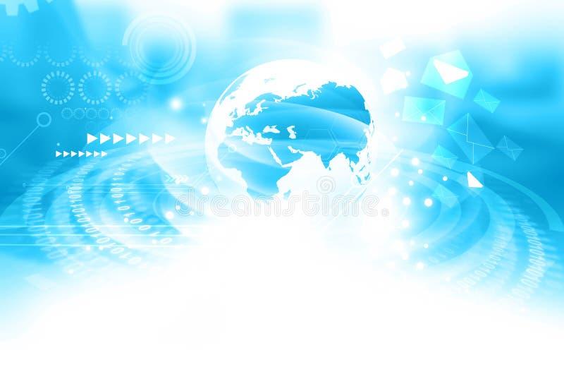 Мир цифров бесплатная иллюстрация