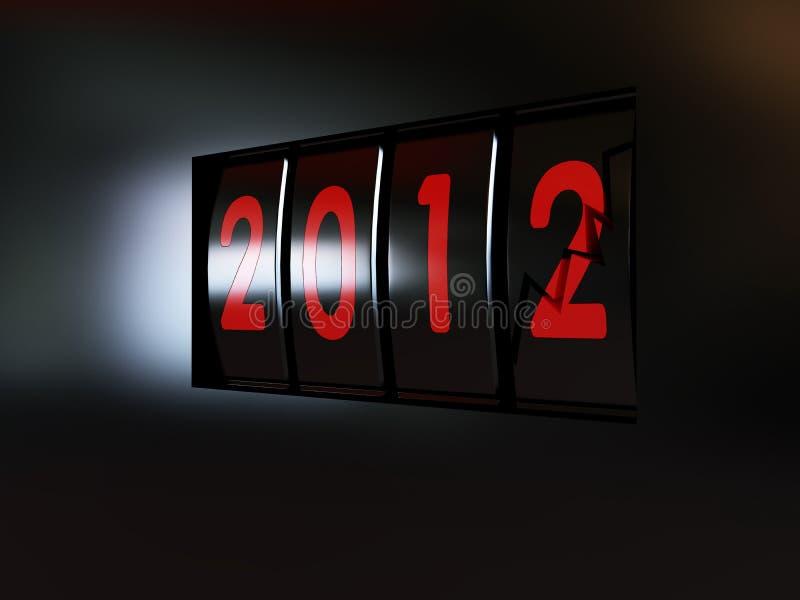 мир 2012 концов иллюстрация штока