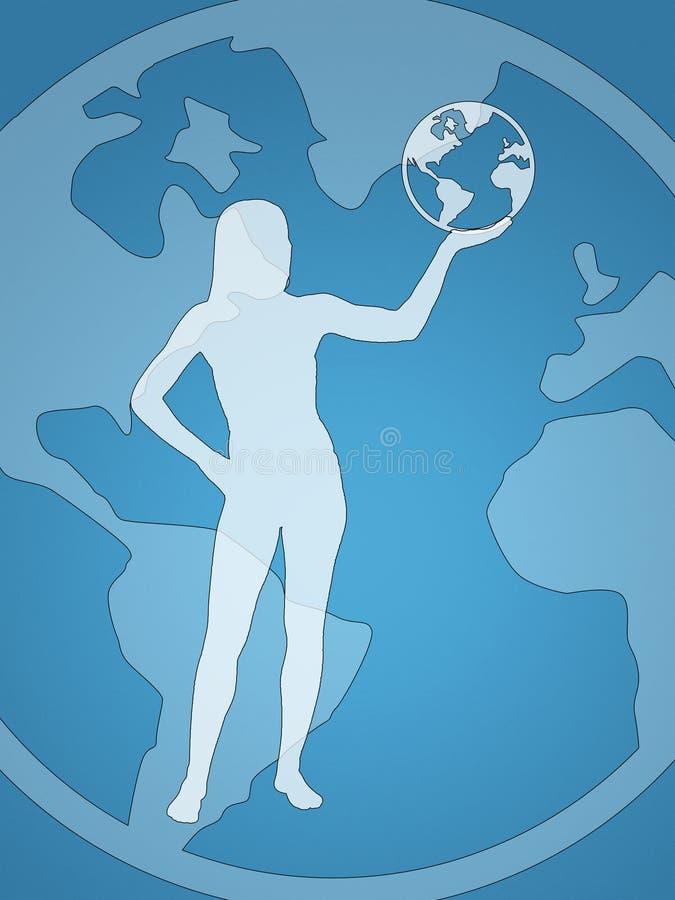 мир бесплатная иллюстрация