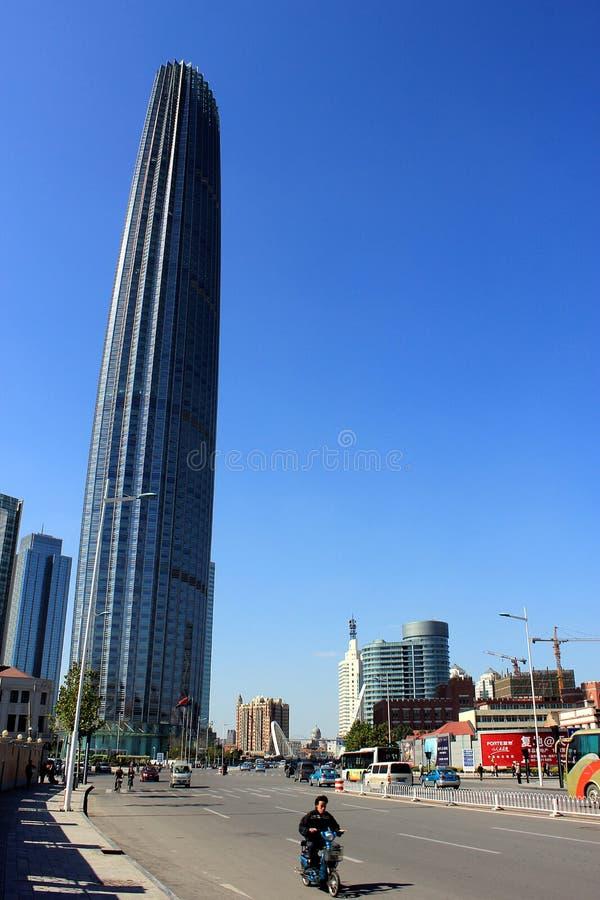 мир tianjin разбивочного фарфора финансовохозяйственный стоковая фотография rf