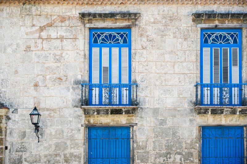 Мифическая старая Гавана стоковое фото rf
