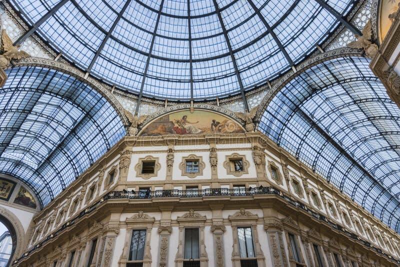 Милан, Италия стоковое изображение rf