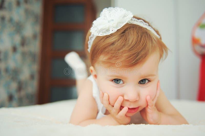 Милая девушка стоковая фотография rf