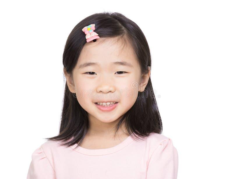 Милая маленькая девочка стоковая фотография