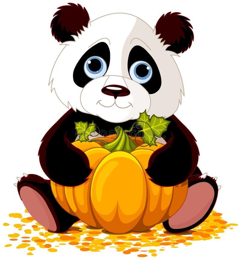 милая панда бесплатная иллюстрация