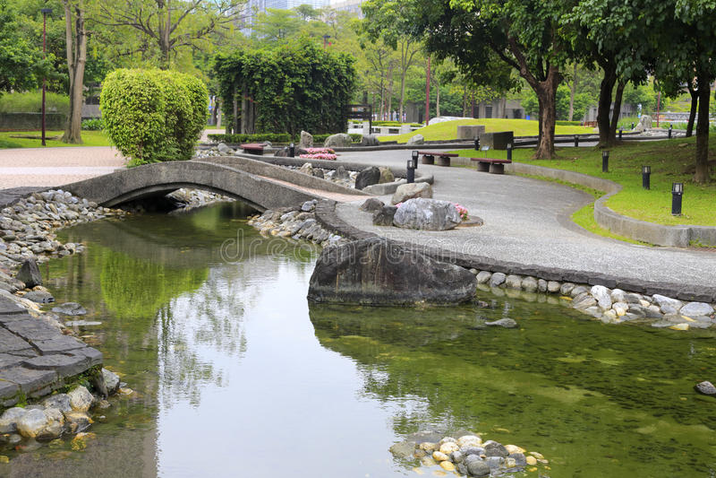 Милая улица Central Park стоковые фото