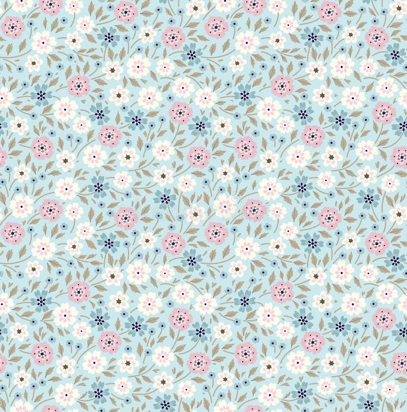 милая флористическая картина иллюстрация штока