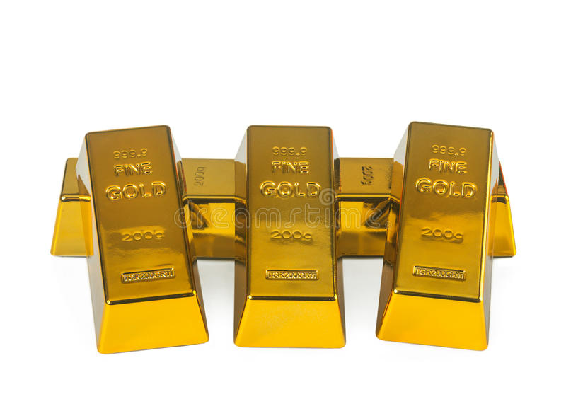 Миллиард золота стоковые фото