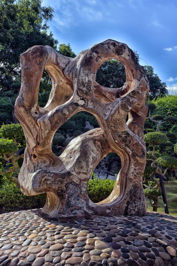 Миллион лет каменного парка, Паттайя, Таиланда стоковые изображения rf