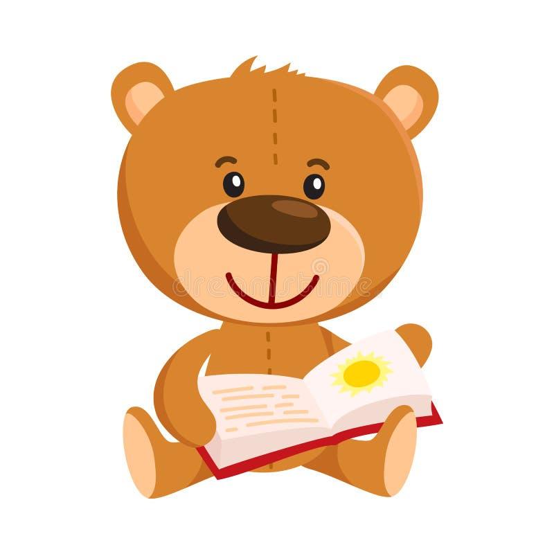 время картинка медвежонок с книгой ограждение должно быть