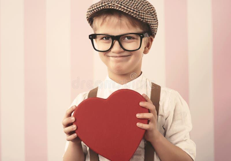 Милый мальчик стоковое фото