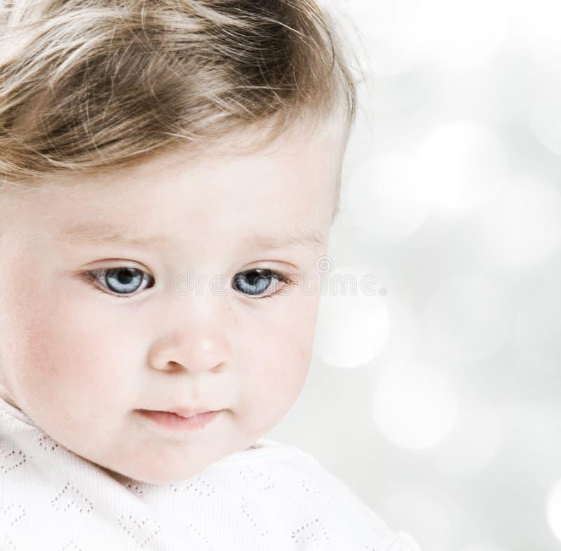 младенец ангела стоковое изображение rf
