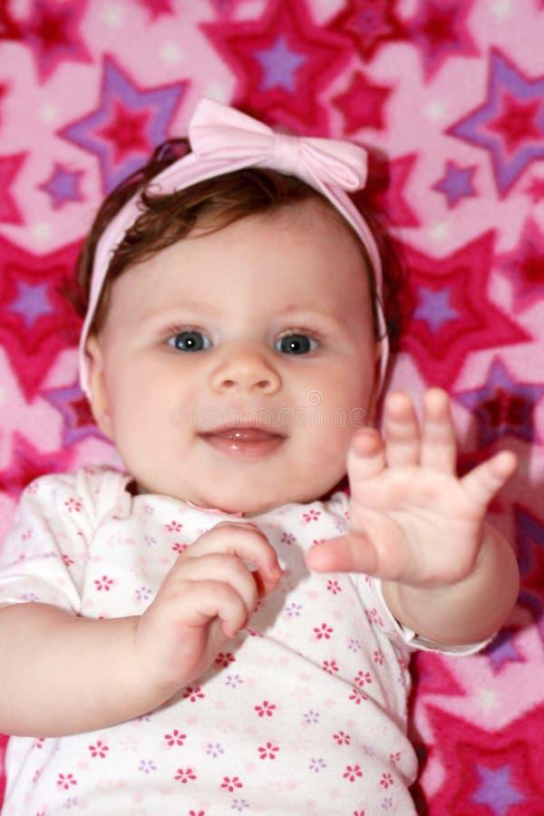 младенец малый стоковая фотография