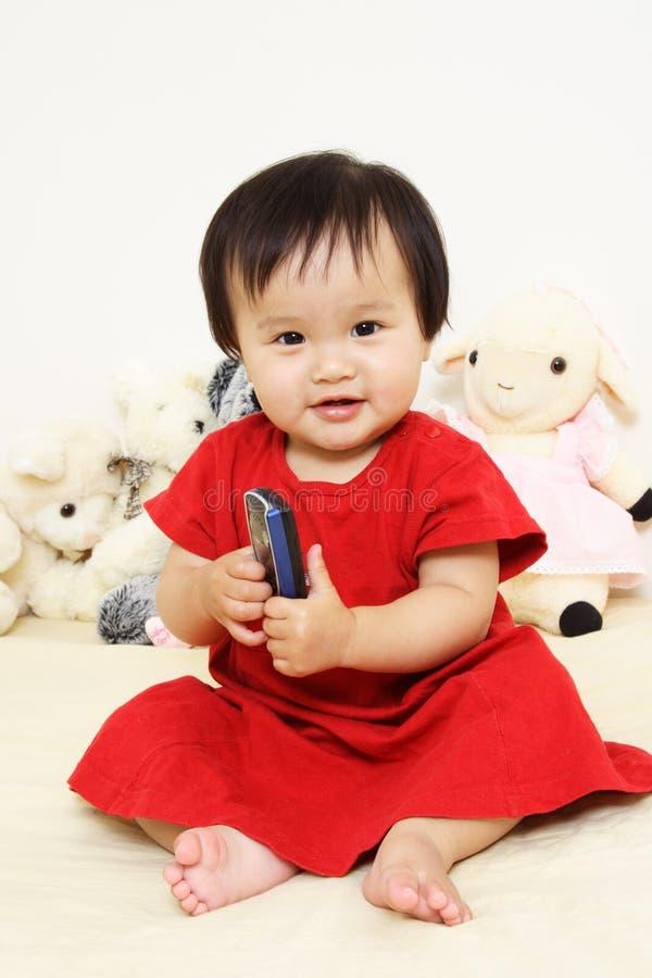 младенец милый стоковые фото