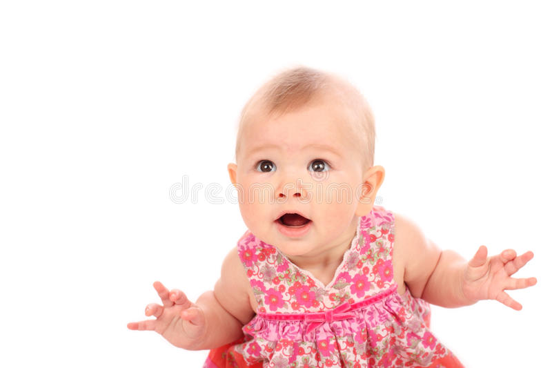 младенец милый стоковые фотографии rf