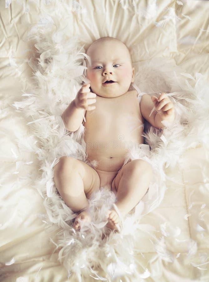 младенец немногая стоковое фото