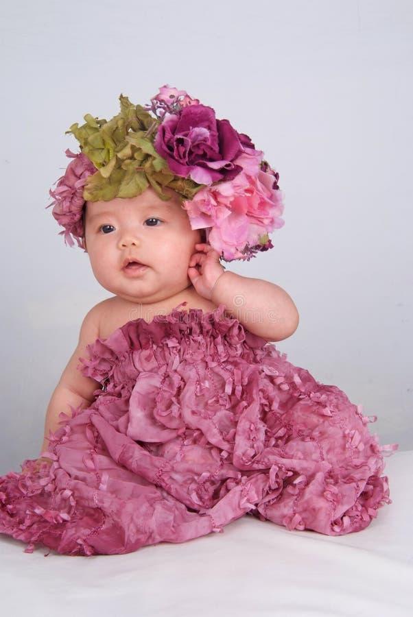 младенец симпатичный стоковая фотография rf