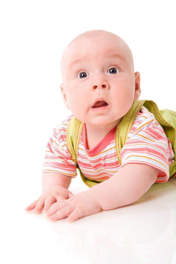младенец смешной стоковое фото rf