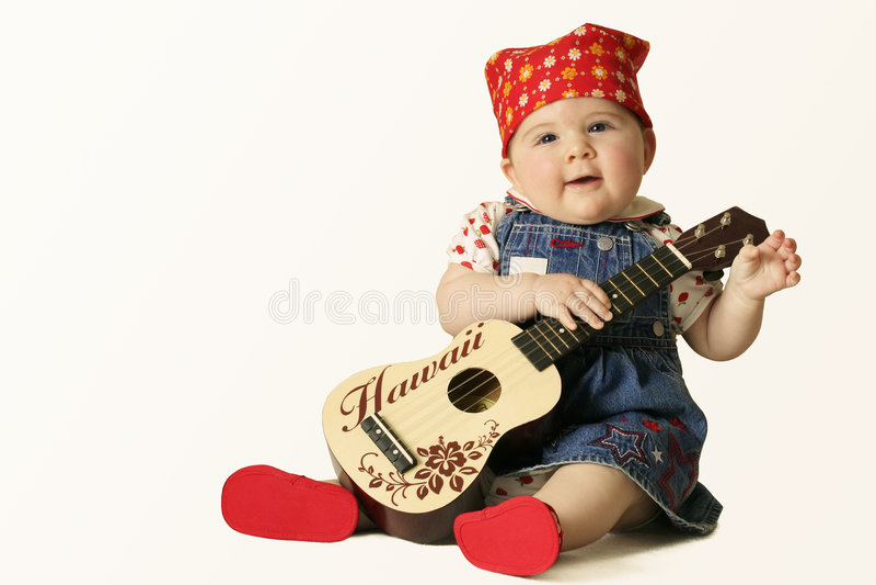 младенец grooovy стоковые фото