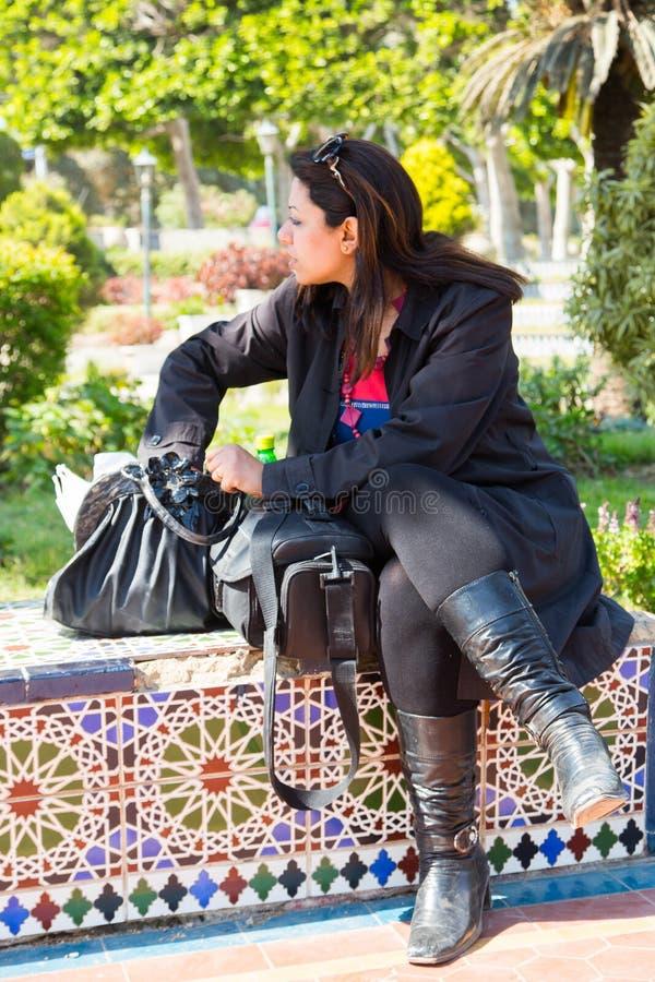многодельная женщина стоковое фото rf