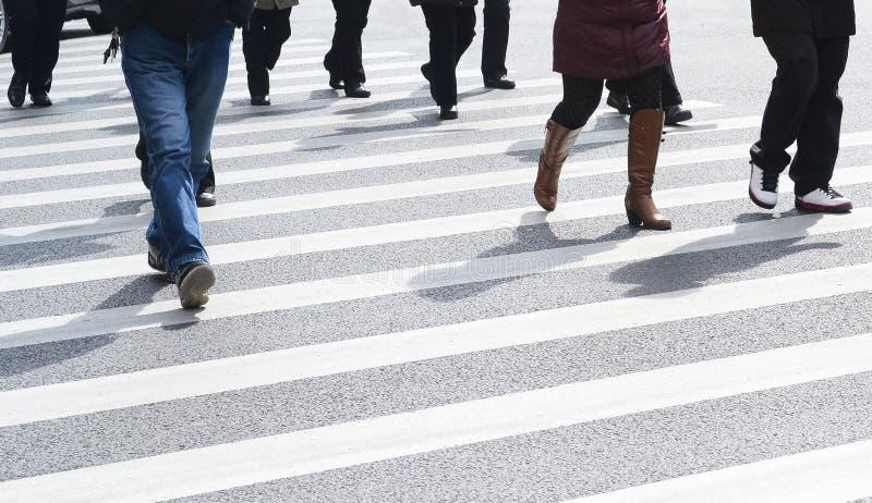 многодельный гулять Стоковое Фото
