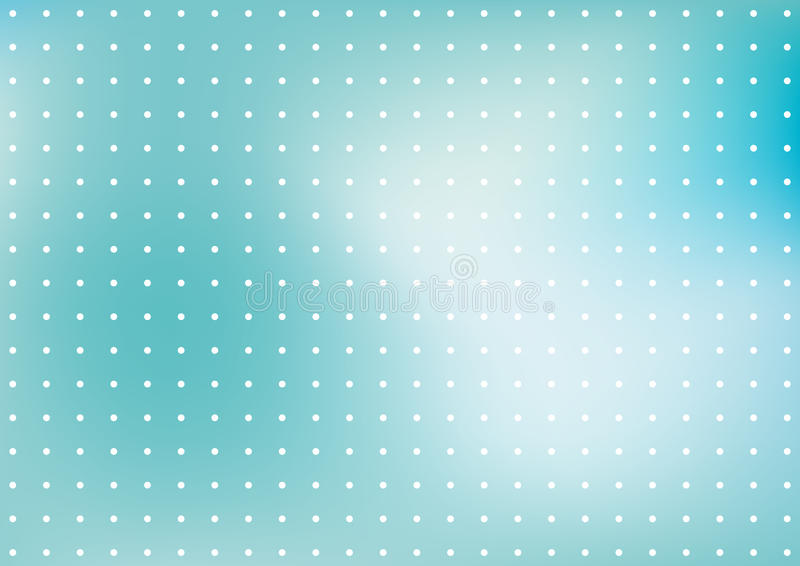 многоточие сини предпосылки иллюстрация штока