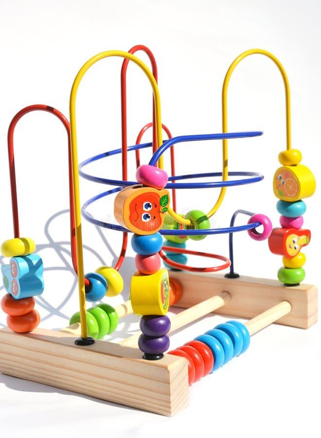 Многофункциональные игрушки Методика обучения и обучения детей стоковые фото