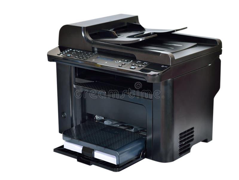 Многофункциональный принтер стоковое фото rf