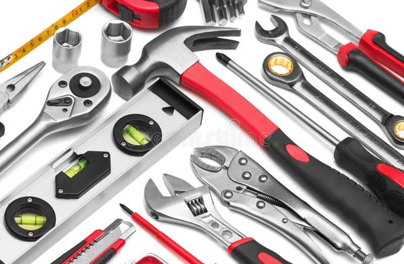 Много инструментов стоковые фото