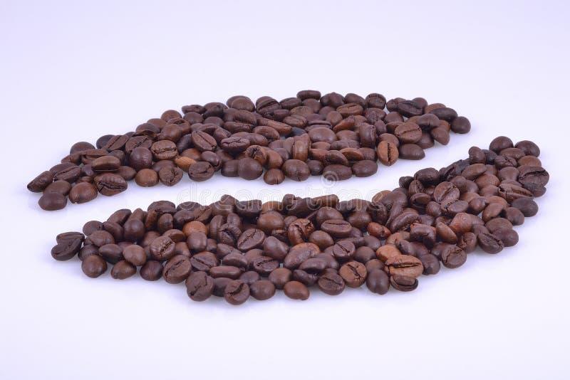 Много меньшая мозоль кофе стоковая фотография