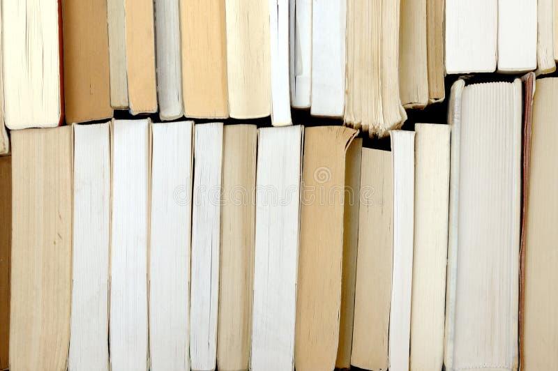Много старых книг стоковая фотография rf