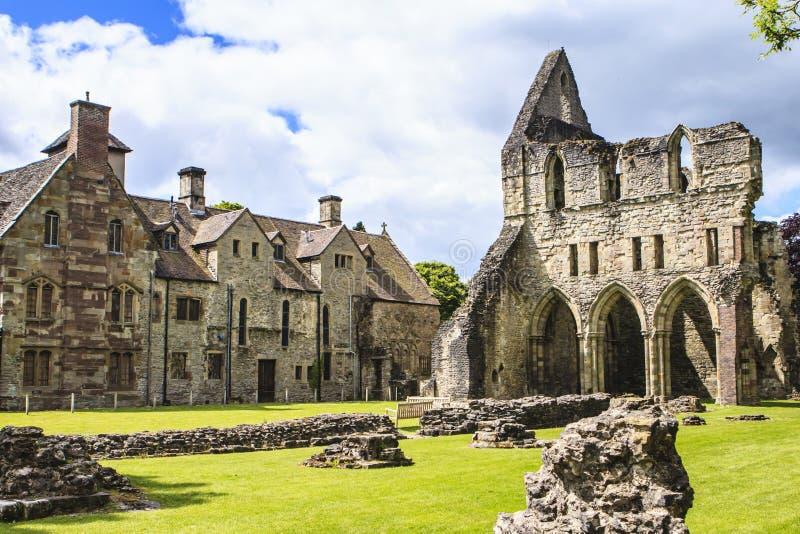 Много Wenlock, Шропшир, Англия стоковое изображение