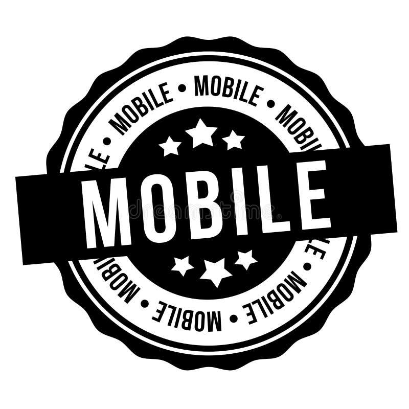Мобильный значок печати r бесплатная иллюстрация