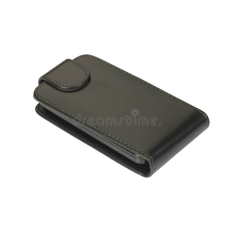 Мобильный телефон в случае если. стоковое фото