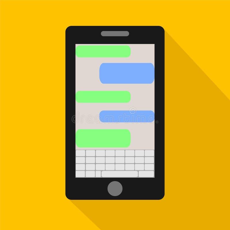 Мобильный телефон также вектор иллюстрации притяжки corel принципиальная схема цифрово произвела высокий social res сети изображе бесплатная иллюстрация